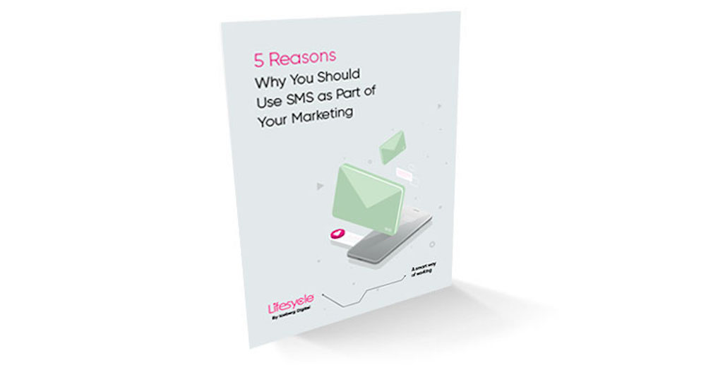 5 Reasons Why You Should Use SMS As Part Of Your Marketing