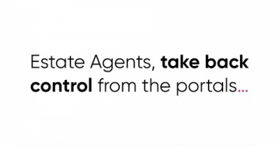 Estate Agents, take back control from the portals...