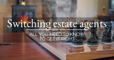 Switching estate agents - all you need to know to get it right