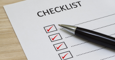 Checklist for Jersey Landlords
