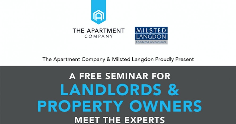 Maximise your properties at our Free Seminar