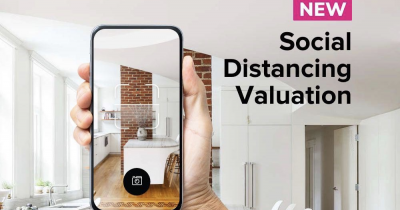 The Social Distancing Valuation on your Home from our Home.