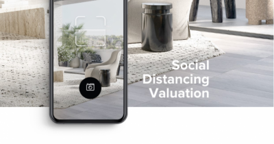 I'm delighted to announce ... Our new social distancing valuation tool