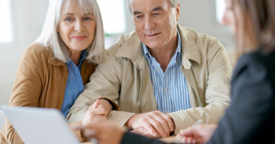 Building a retirement plan from a property portfolio