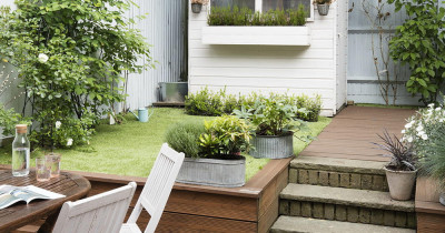 Making the most of your exterior space