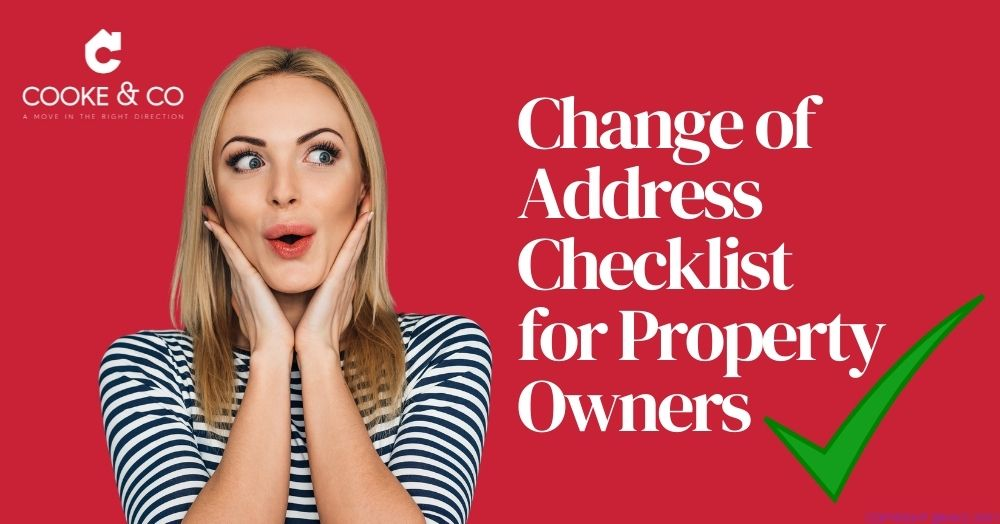 A to Z Change of Address Checklist for Thanet, Kent Homeowners