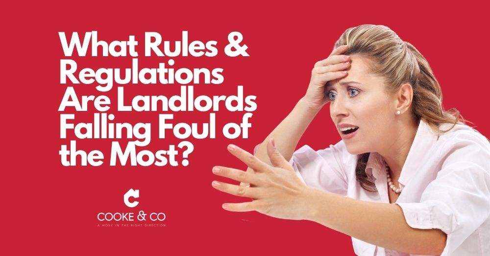 What Rules and Regulations Are Thanet Landlords Falling Foul of the Most?