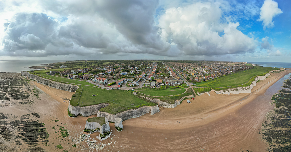 Really get to know Thanet's coastline with the Cooke & Co coastal Tour