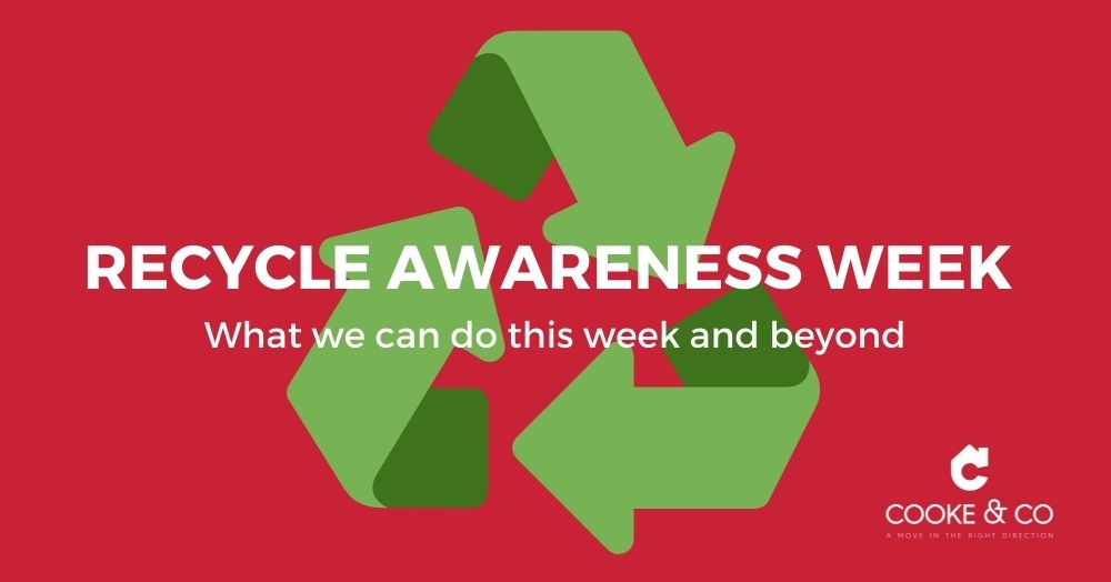 Recycle Awareness Week for Thanet and the UK