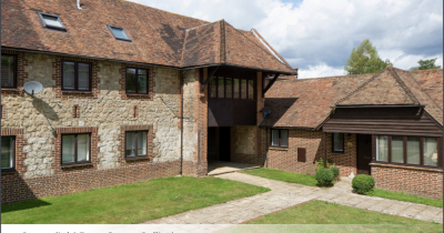 Charming duplex apartment in Grade II listed barn conversion