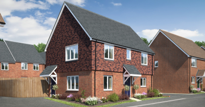 Shared Ownership in Horam from 35%. Brand new homes available now