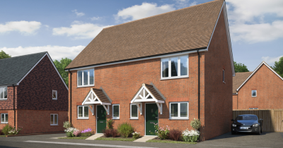 SHARED OWNERSHIP IN HORAM: Brand new homes from 35% available now