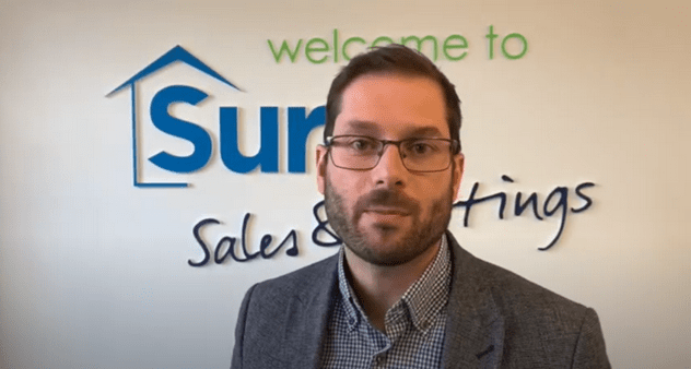 Andrew Sharpe - Director of Sure Property